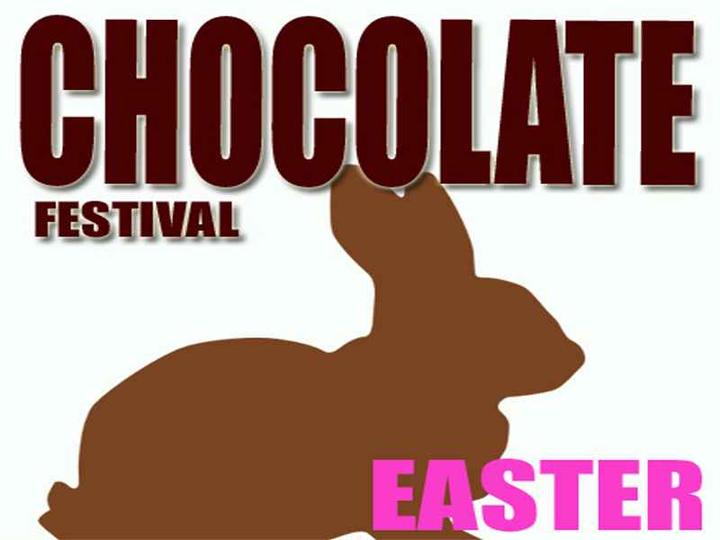 Easter Chocolate Festival - Easter Festival - Old Town Square San Clemente