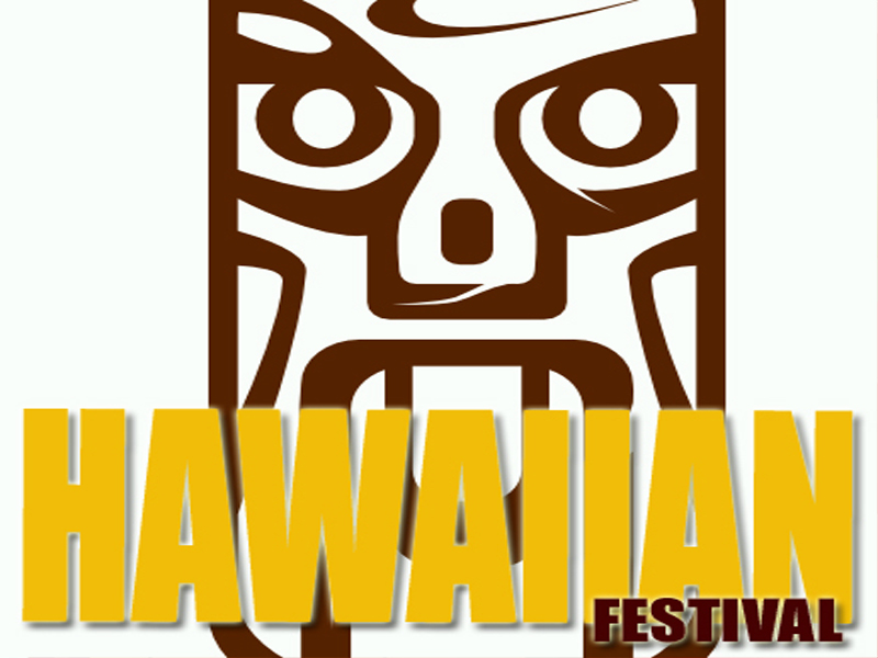 Hawaiian Festival - Hawaiian Luau Party - Old Town Square San Clemente CA