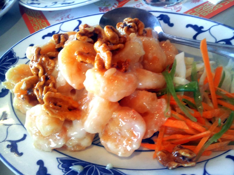 Honey Walnut Shrimp Chinese Food Voted Best in Orange County Old Town Square San Clemente CA