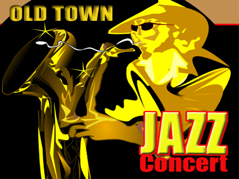 Jazz Concert - Jazz Blues Music - San Clemente Event Center - Old Town Square San Clemente CA